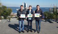 В Одесі на Всеукраїнській студентській олімпіаді з програмування студенти кафедри ІТіПІ посіли ІІІ місце серед природничих ВНЗ